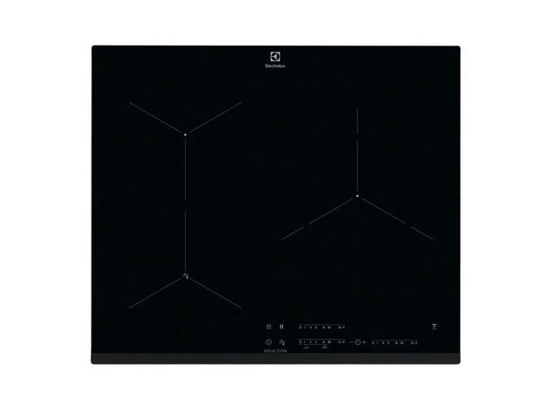 Table de cuisson à induction 59cm 3 feux 7350w noir - eif61342 eif61342