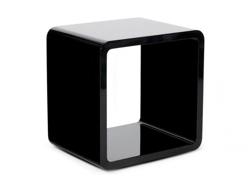 cube de rangement noir conforama. Black Bedroom Furniture Sets. Home Design Ideas