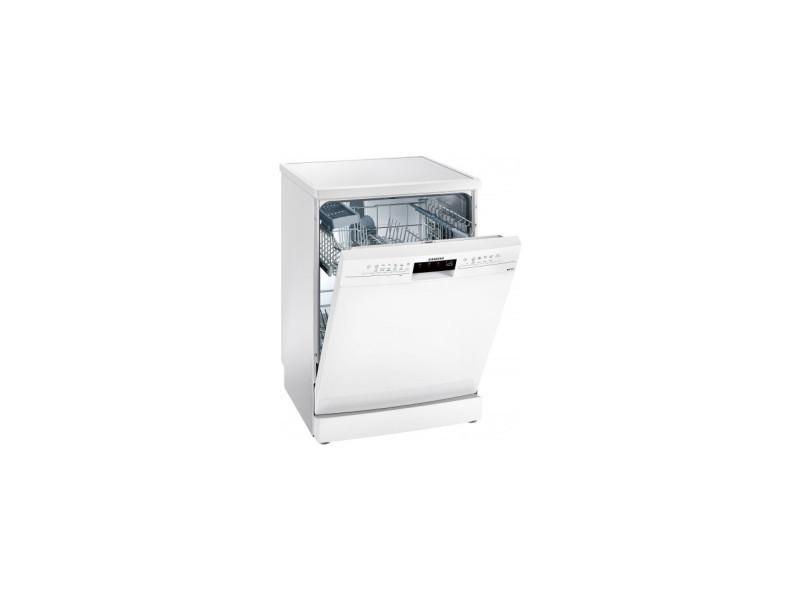 Lave-vaisselle 60cm 13c 46db a+ blanc - sn236w05ie sn236w05ie