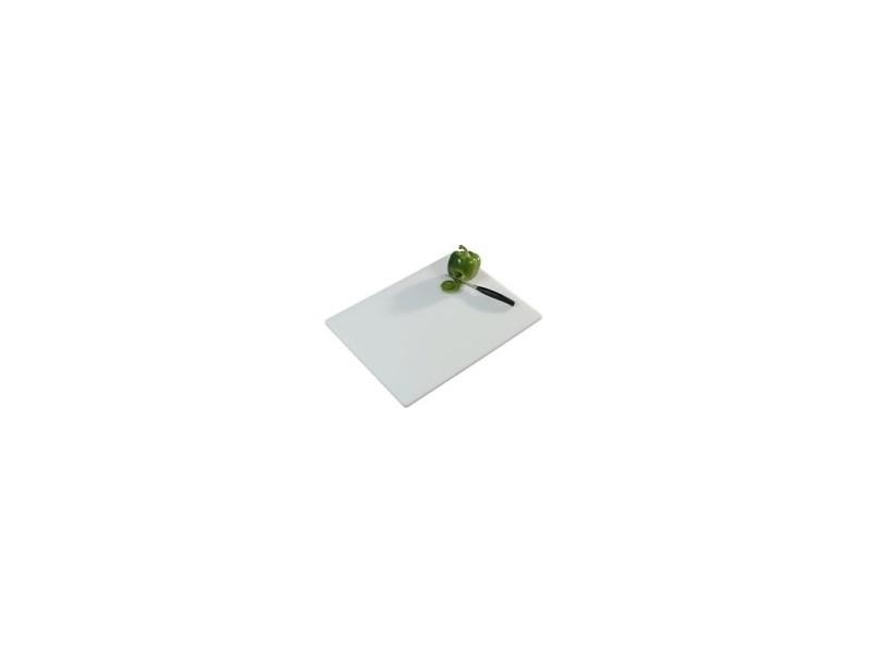 Planche à découper - 50 x 38 x 1,2 cm - polyéthylène