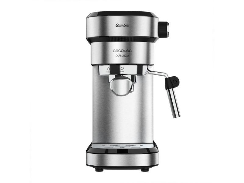 Machine à café express, cecotec, cafelizzia 790 steel