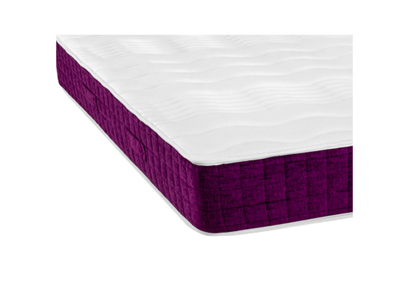 matelas eudimonie 180x200 m moire de forme 24 cm. Black Bedroom Furniture Sets. Home Design Ideas
