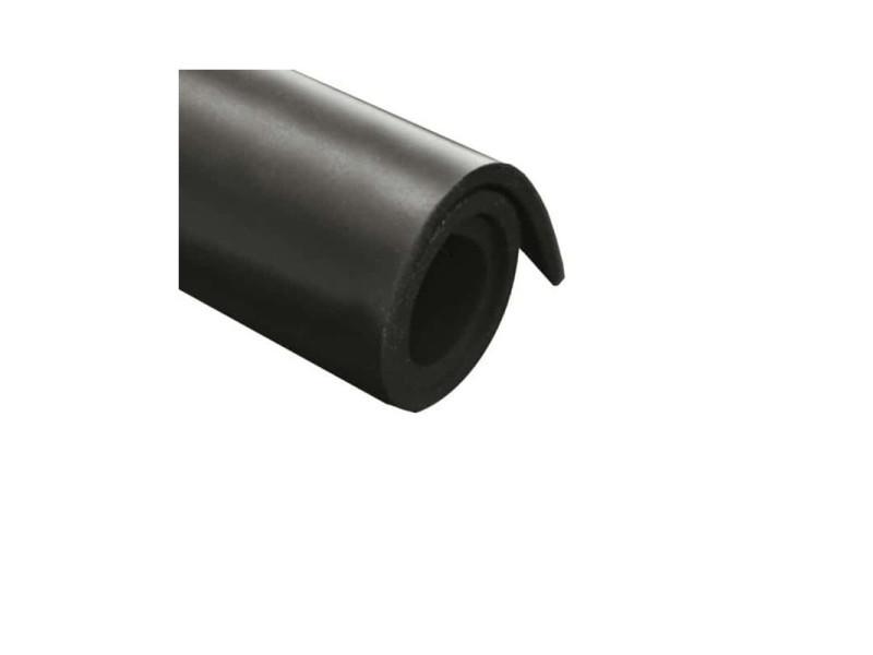 Feuille caoutchouc epdm 100x140cm épaisseur 6mm EPDM6