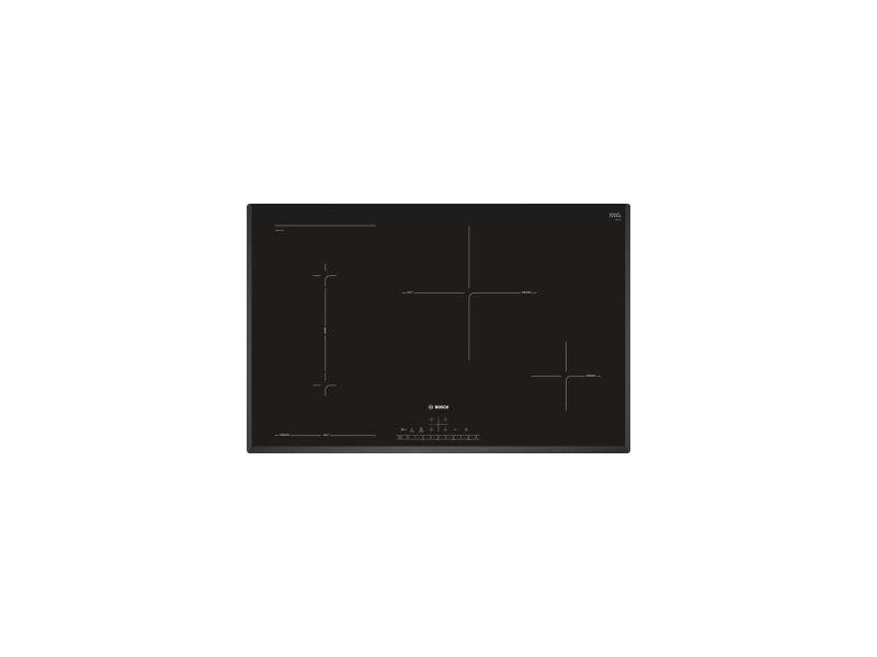 Table de cuisson induction 80cm 4 feux 7400w noir - pvs851fc1e pvs851fc1e
