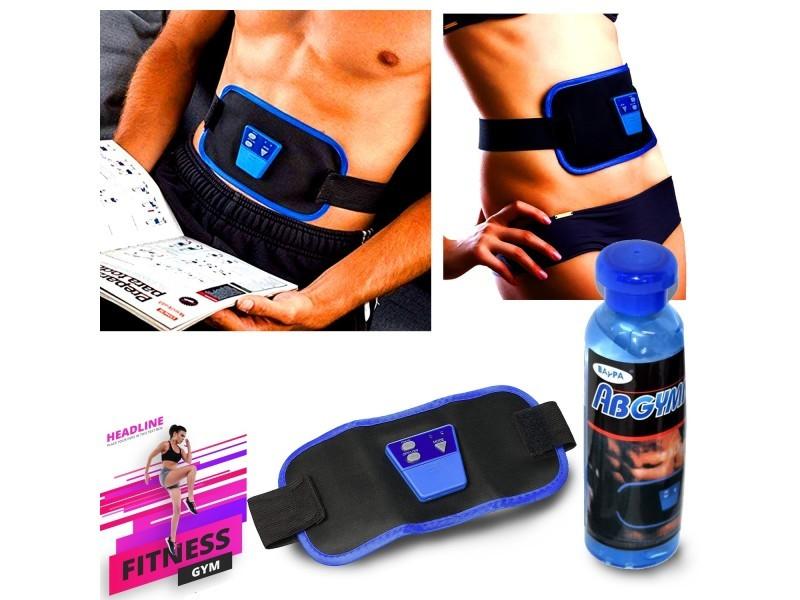 Pack abgymnic ceinture de musculation à gel - gel 100ml