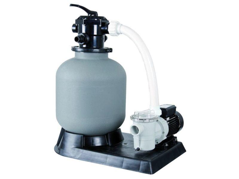 Ubbink kit de filtration 400 pour piscine avec pompe tp 50 7504642 403770