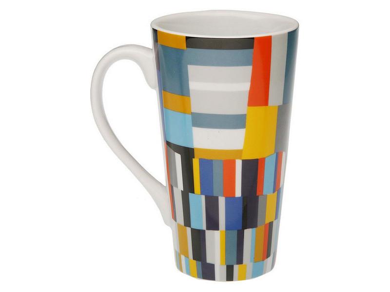 Tasses et thermos stylé tasse mug etna porcelaine