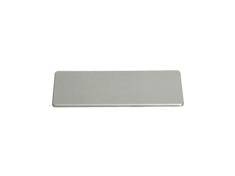 Habillage de poignee de porte inox pour lave vaisselle candy - 41000012