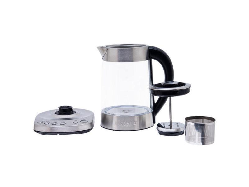 Ti700 + mg30 : theiere bouilloire 1,7l et cafetiere 1,8l