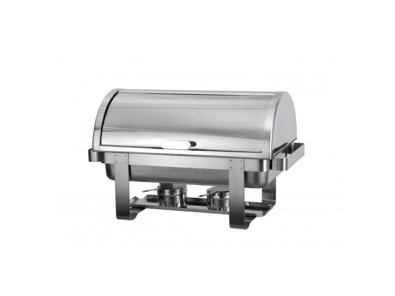 Chafing dish gn1/1 avec couvercle rabattable 90° - atosa -