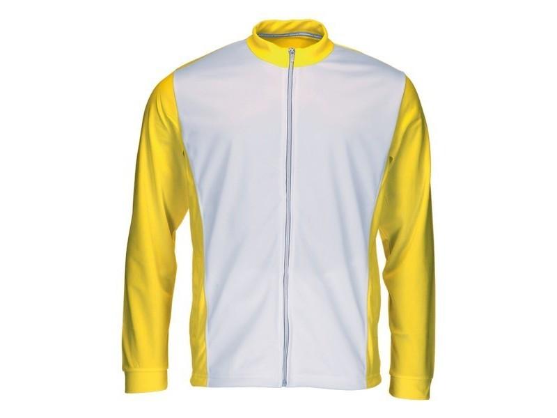 Vestes de sport stylé taille xxs veste de sport luanvi quick transfer jaune