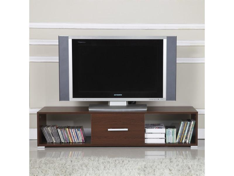 Meuble tv bas table armoire basse avec tiroir meuble de maison