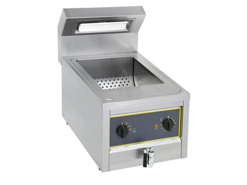 Réserve à frites bac de salage et d'égouttage - gamme 600