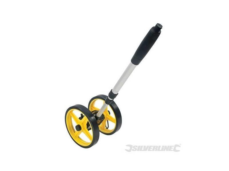 Silverline - roue de mesure compacte