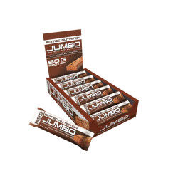 Jumbo bar double chocolat cookie 15x100g scitec