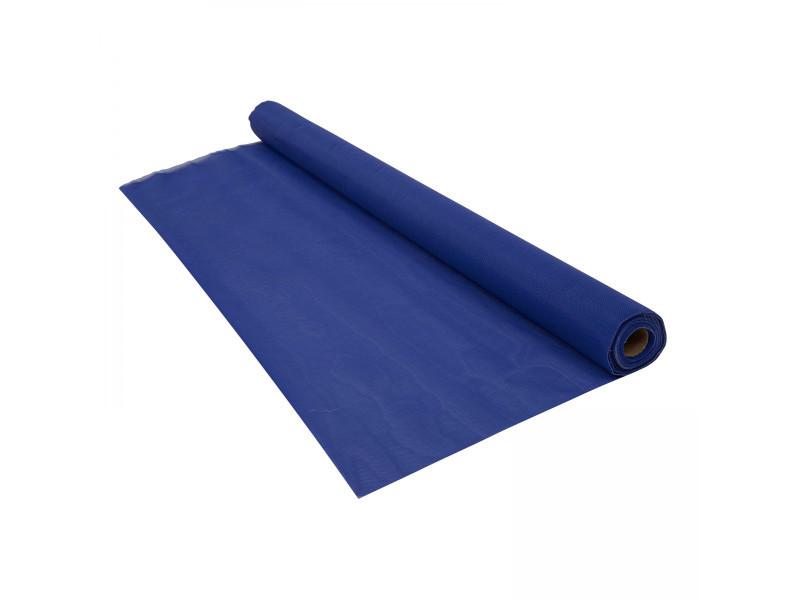 Brise vue renforcé 350 g/m² bleu - 1 x 5 mètres