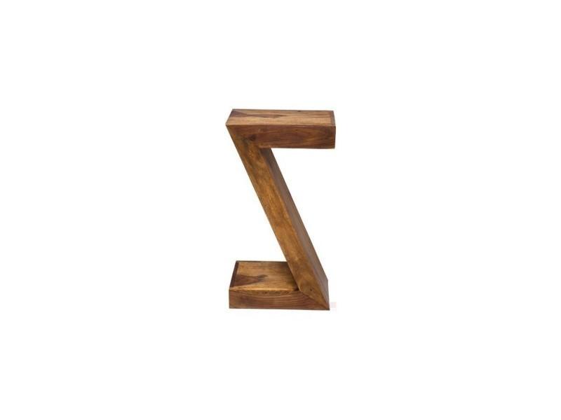 Table d'appoint z authentico en bois