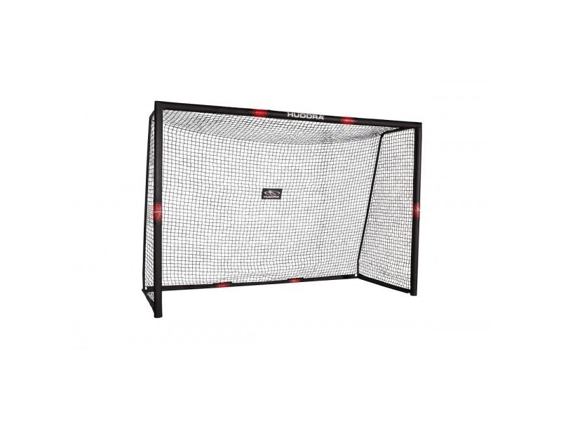 Hudora cage pro tect 300 - but de football en métal 300 x 200 x 120 cm