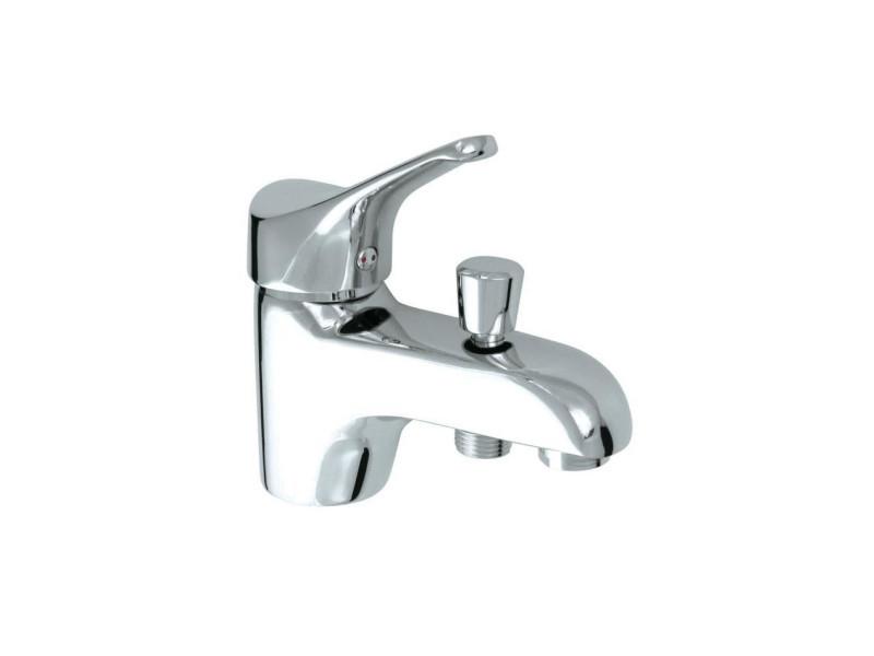 Robinet mitigeur mécanique baignoire et douche edinburgh - monotrou ROU4054663