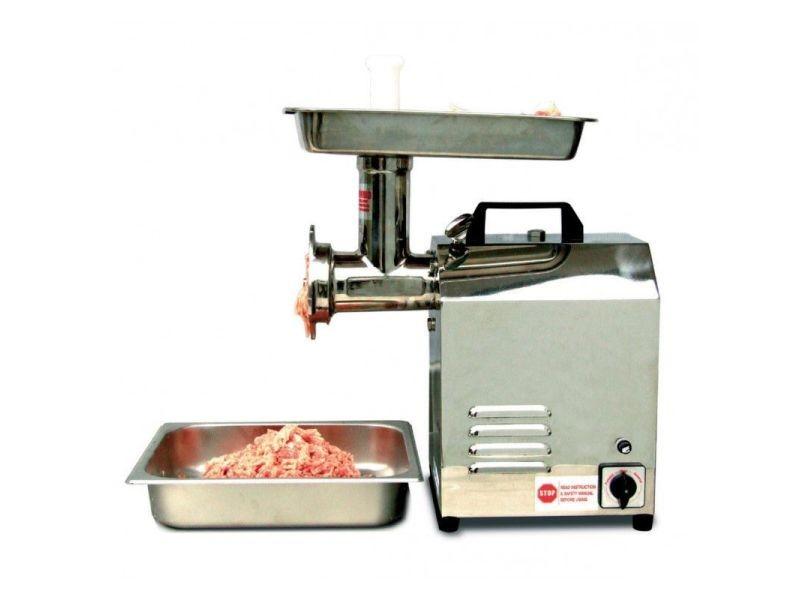 Hachoir à viande electrique professionnel - 80 à 220 kg - afi collin lucy - 120 kg 80 kg/h