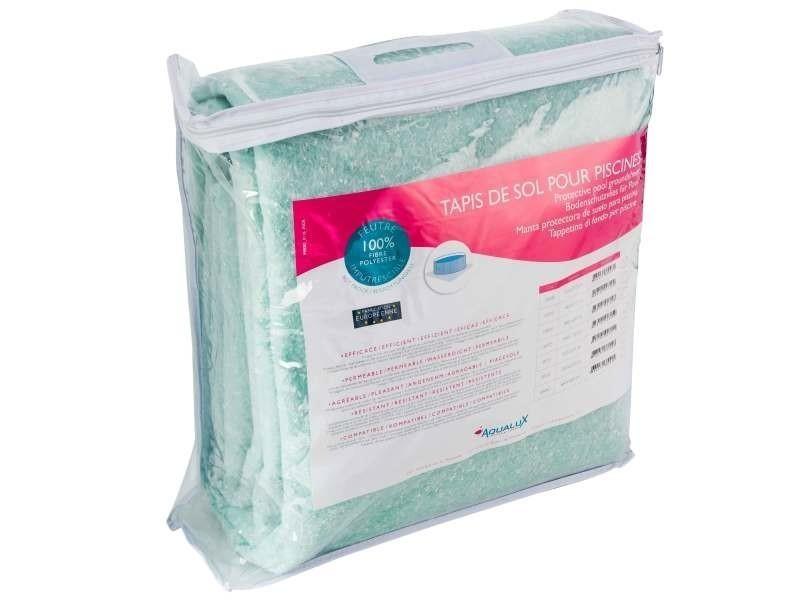 Piscine 310 x 330 cm tapis de sol pour piscines ep.110gr au m², efficace, protège le liner de votre