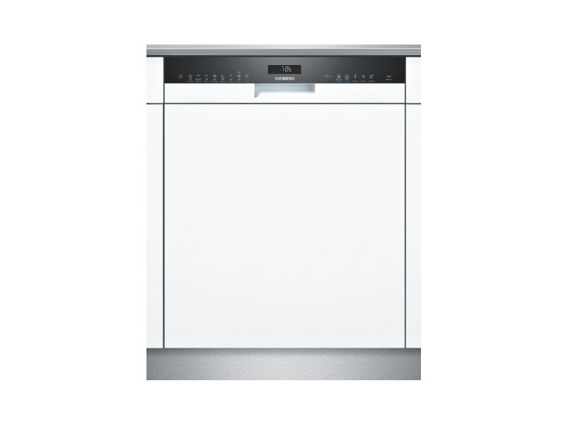 Lave-vaisselle 60cm 14c 42db a++ intégrable avec bandeau blanc - sn558w09me sn558w09me