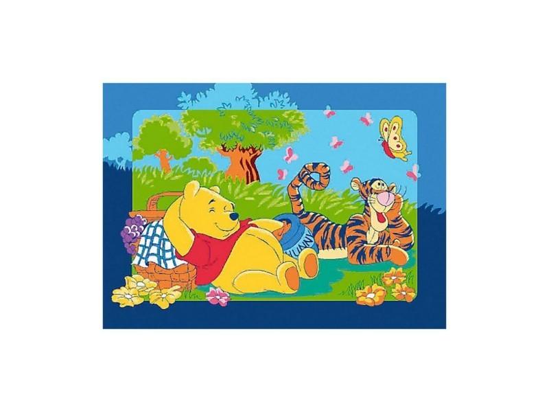Tapis Winnie L Ourson Printemps Disney Vente De Chambre Complete