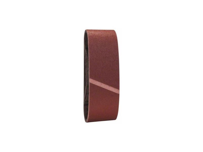 Accessoires - 9 abrasifs a bande 74x533 grain60/80/100 - BOS3165140653688