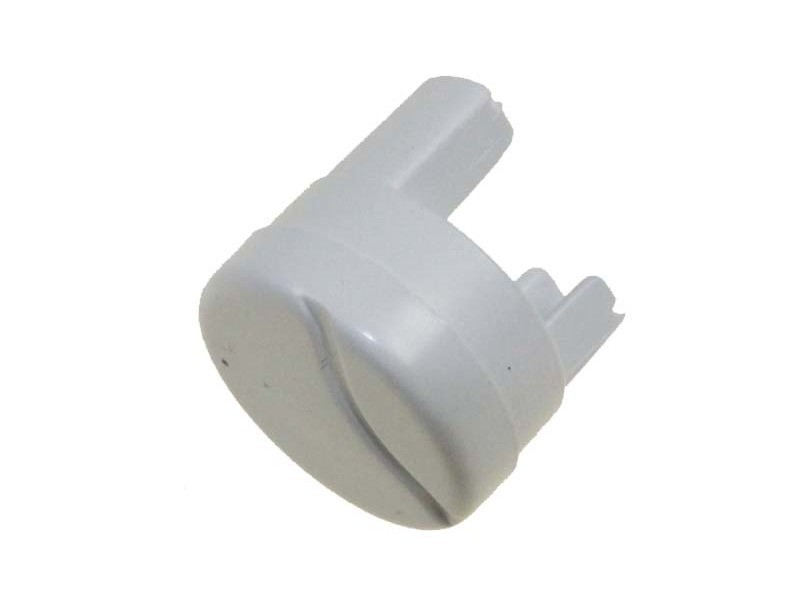 Touche clavier blanc pour lave linge scholtes - c00057641