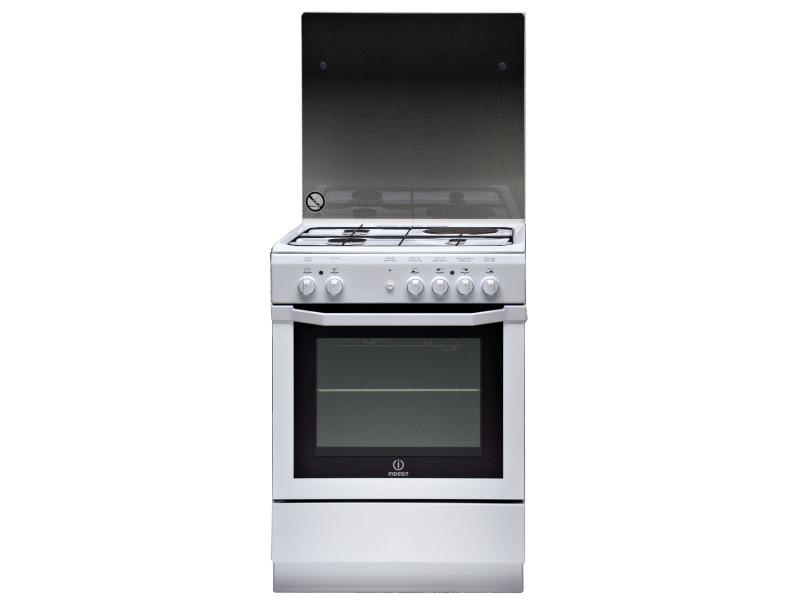 Cuisinière mixte a 63l 4 feux blanc - i6mscagwfr i6mscagwfr