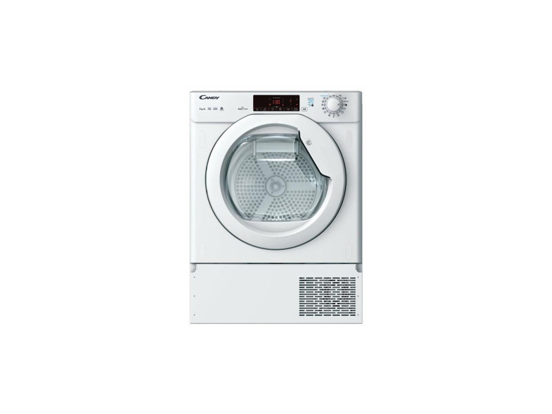 Seche linge integrable candy cbtd 7 a 1 tes 37374