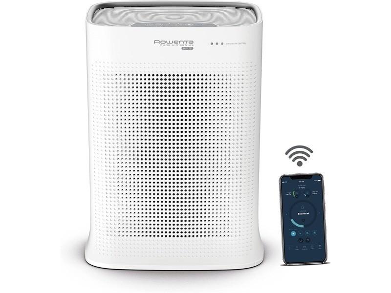Rowenta purificateur d'air intense pure air connect xl pu6080f0