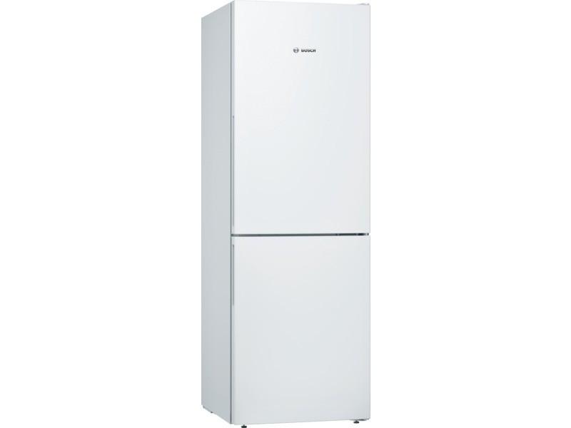 Réfrigérateur combiné 287l froid brassé bosch 60cm, kgv33vweas BOS4242005196166
