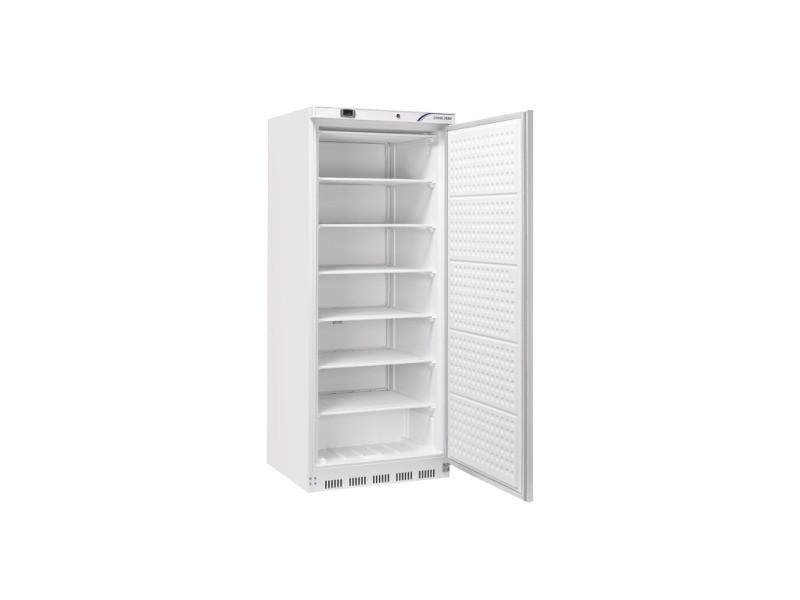 Armoire réfrigérée négative 600 litres - blanche - cool head - r290 1 porte pleine