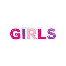 Mot lumineux girls