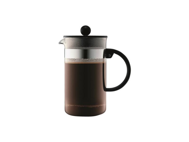 Cafetiere a piston capacité 8 tasses 1l BOD0727015111810