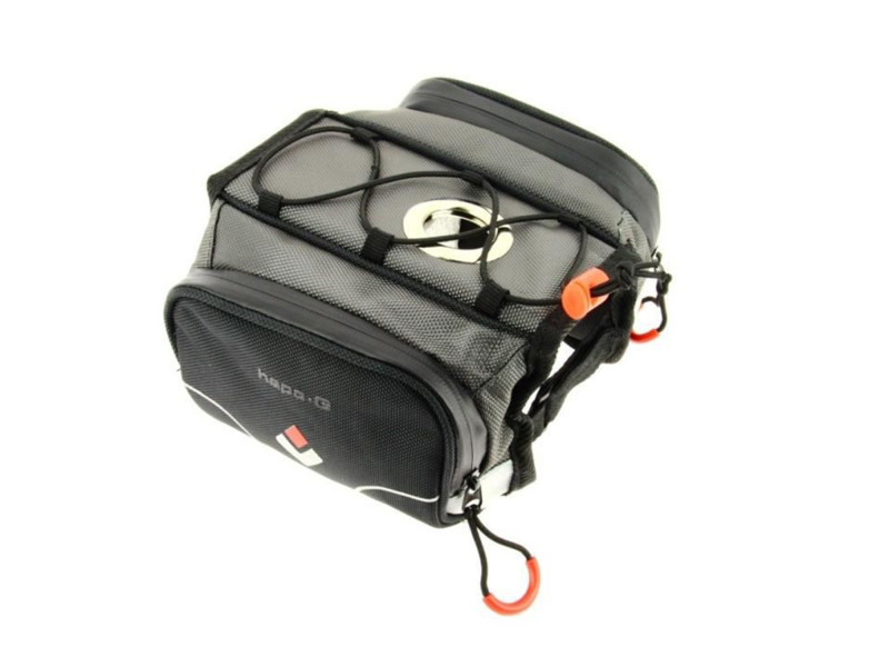 Hapo-g sacoche de cadre compatible smartphone bag 11202175 2741