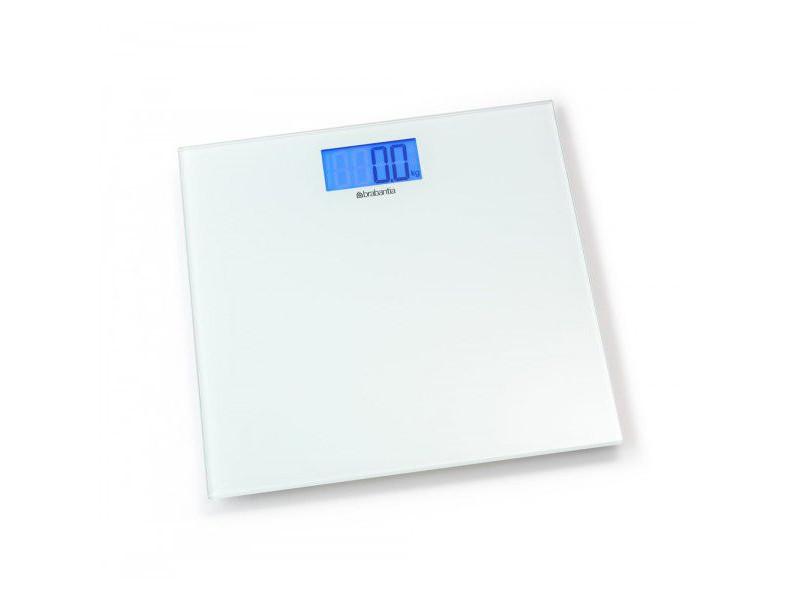 Pèse personne brabantia blanc 180kg