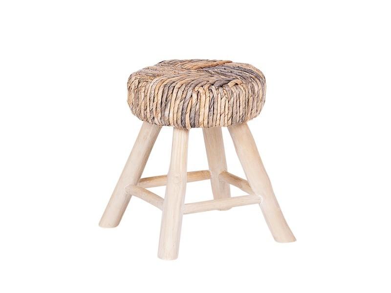 Table appoint en bois clair oritz 181901