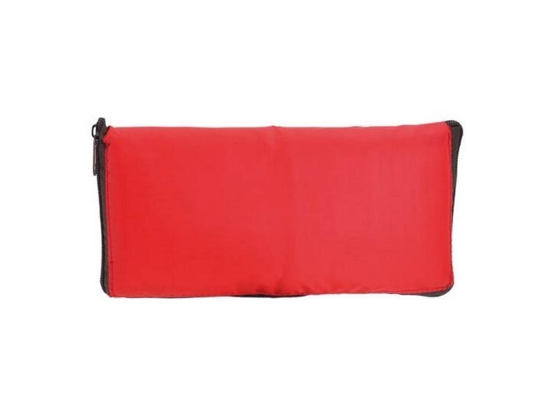 Sac réfrigérant en polyester et nylon pliable - sac glaciere couleur - jaune