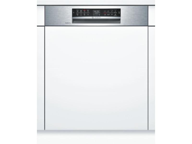 Lave-vaisselle 60cm 14c 42db a+++ intégrable avec bandeau inox - smi68ts06e smi68ts06e