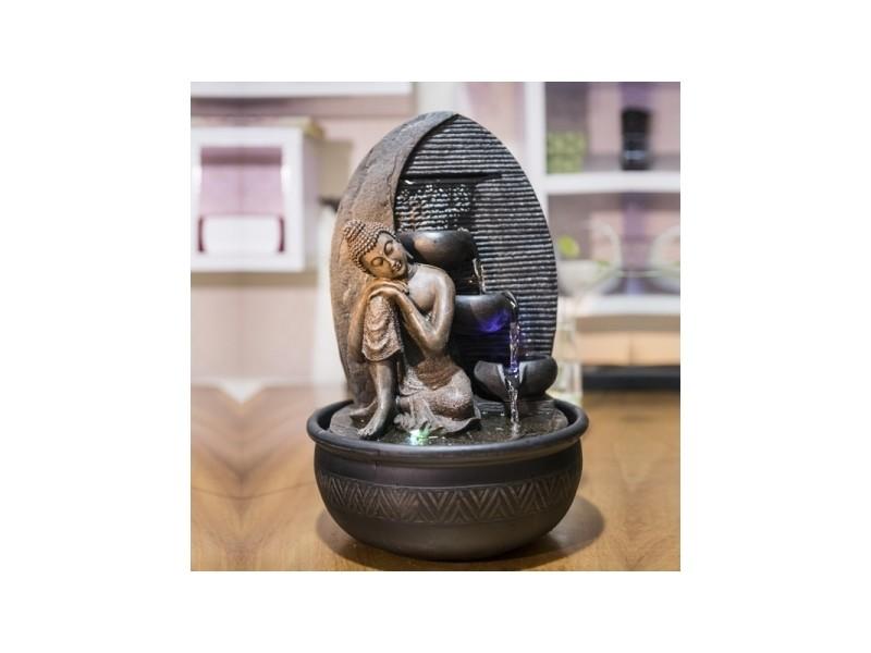Fontaine intérieur bouddha zendo toku AUC3700643503490