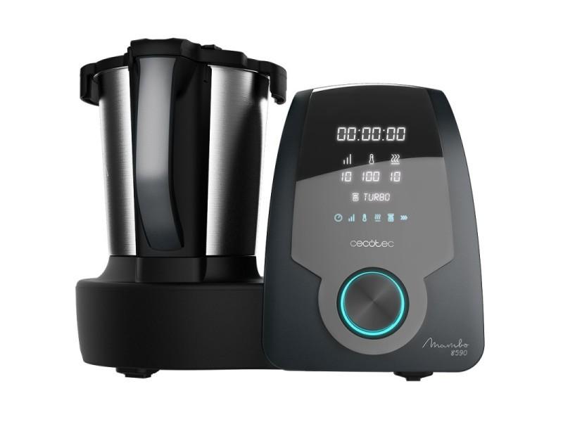 Robot de cuisine multifonction, cecotec, mambo 8590