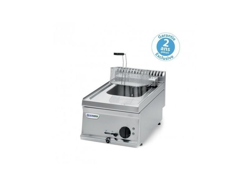 Friteuse électrique - 8 litres - gamme 700 - tecnoinox - 700