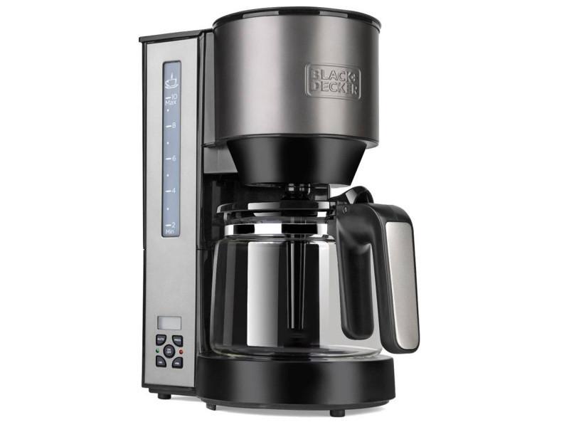 Cafetieres filtre black et decker bxco 1000 e CODEP-BXCO1000E
