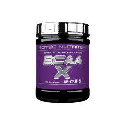 Bcaa-x 330 caps. Scitec nutrition