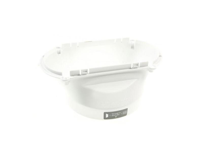 Adaptateur de gaine pour climatiseur whirlpool - 482000091919