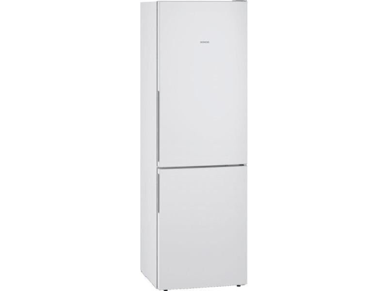Réfrigérateur combiné 60cm 308l a++ lowfrost blanc - kg36v6weas kg36v6weas