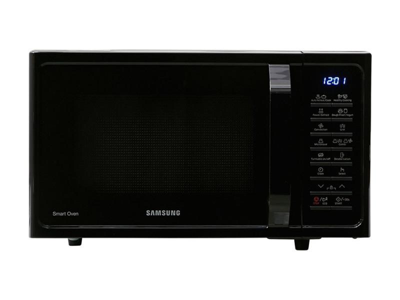 Samsung micro-ondes combiné 28l 900w ex.mc28h5015ak/ef