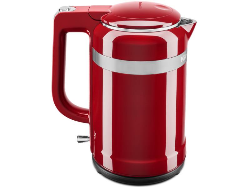 Bouilloire sans fil 1.5l 2400w rouge empire - 5kek1565eer 5kek1565eer